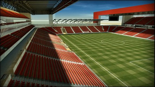 Bristol City Stadium Seating Plan Bristol Stadium Plans