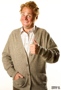 Al Murray as Peter Taylor