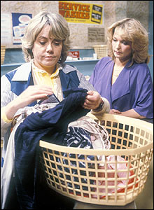 Pauline Fowler and Kathy Beale