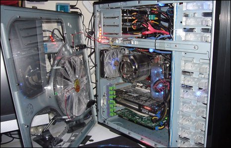 Modified PC, John Cusick