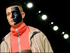 Christopher Shannon catwalk show