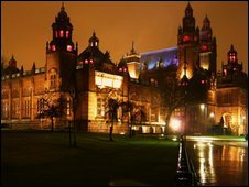 Kelvingrove Art Gallery, Picture by Arthur Montgomery