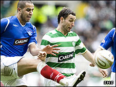 Madjid Bougherra and Scott McDonald