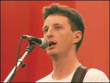 Billy Bragg in 1987