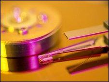 Hard drive, Eyewire