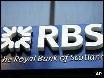 RBS branch sign