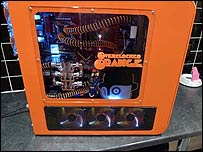 Overclocked Orange de David Penfold