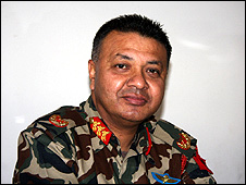 Brig Gen Ramindra Chhetri