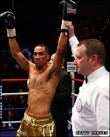 Beijing gold medallist James DeGale was made to go the distance