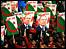 حشد مؤيد للرئيس الجزائري