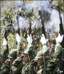 Soldiers in Dhaka