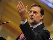 Mariano Rajoy (file)
