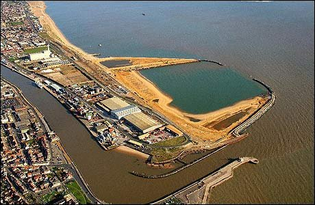 Great Yarmouth Outer Harbour Great Yarmouth's Outer Harbour