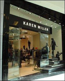 Karen Millen store