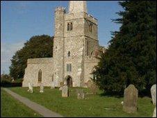 Hoo St Werberg Parish Church