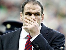 England boss Martin Johnson