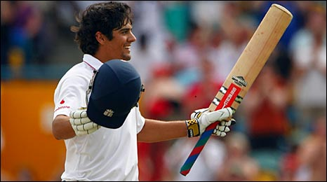 Alastair Cook hits 139 not out for his best Test score and eight Test ton