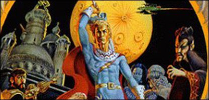 Illustration from Flesh Gordon