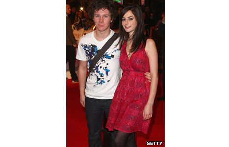 Ollie Barbierie and Kaya Scodelario