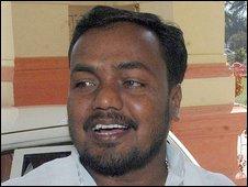 Bihar politician, Ram Chandra Singh Yadav