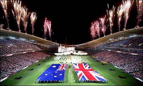 The Edinburgh Military Tattoo last appeared in Australia in 2005