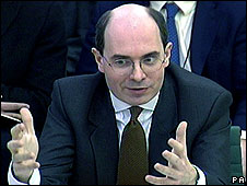 John Kingman, Chief Executive of UK Financial Investments Limited