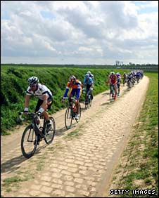 "The ""Hell of The North"" - Paris-Roubaix"