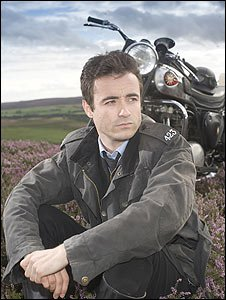 Actor Joe McFadden in Heartbeat