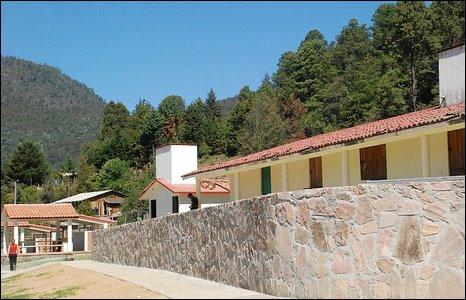 The Macheros sanctuary
