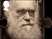 Estampilla de Darwin