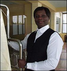 Bellgirl Mildred Obaga