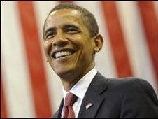 Barack Obama (Photo by: EMMANUEL DUNAND/AFP/Getty Images)