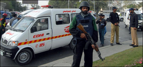Lahore terror attack