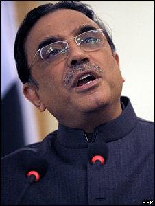 Asaif Ali Zardari