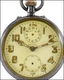 Gandhi pocket watch