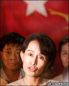Dr Aung San Suu Kyi