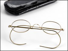 Gandhi spectacles