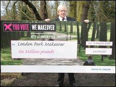 Boris Johnson. Copyright James O'Jenkins