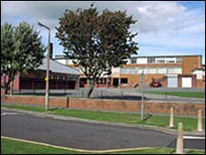 Maxwelltown High School