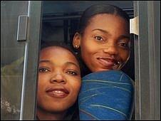 Chioma and Oluchi Ogwuegbu