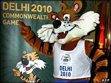 Delhi 2010's mascot Shera