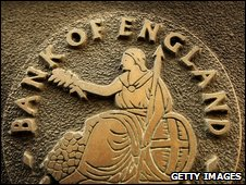 Bank of England insignia