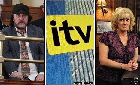 mmerdale, ITV logo, Coronation Street