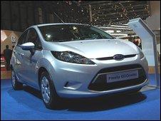A Ford car