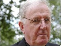 Cardinal Cormac Murphy-O'Connor, the leader of Catholics in England and Wales