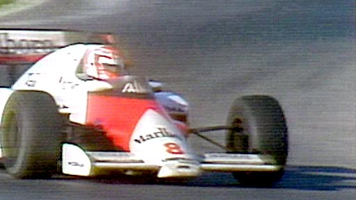 Niki Lauda's McLaren