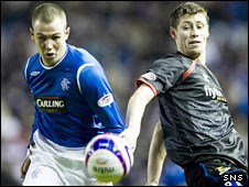 Kenny Miller and Pavels Mihadjuks