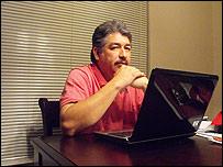 Jorge Luis Aguirre, editor del portal de noticias www.lapolaka.com