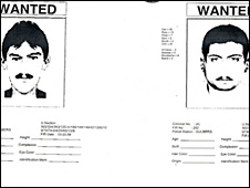 Sketches of suspected attackers released by Lahore police