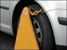 Generic car clamp